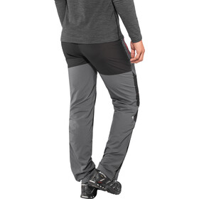 Regatta Sungari Pantaloni Uomo, seal grey/black